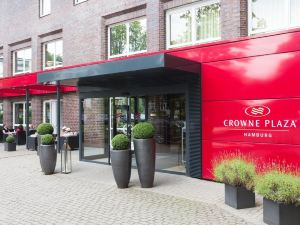 漢堡-阿斯特城皇冠假日酒店(Crowne Plaza Hotel Hamburg - City Alster)