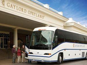 蓋洛德歐普蘭度假酒店及會議中心(Gaylord Opryland Resort & Convention Center)