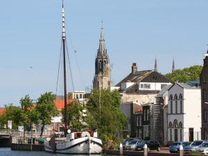 代爾夫特藍夢住宿加早餐旅館(Delft Blue Dreams Bed and Breakfast)