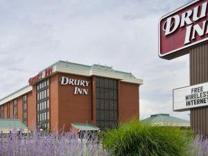 德瑞聖路易斯機場酒店(Drury Inn St. Louis Airport)