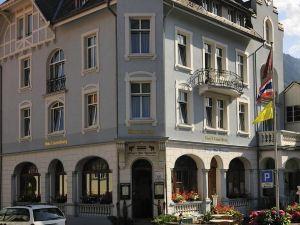 隆茲博酒店(Hotel Lötschberg)