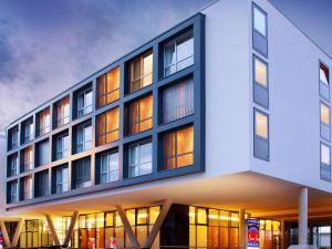 薩爾茨堡機場星辰酒店(Star Inn Hotel Salzburg Airport Messe)