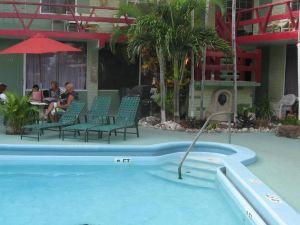 瀑布汽車旅館(Sky Islands Hotel)