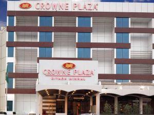 利雅得民哈爾皇冠假日酒店(Crowne Plaza Hotel Riyadh Minhal)