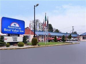 尤金美國最有價值酒店(Americas Best Value Inn Eugene)