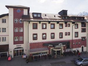 加米斯切霍夫環保酒店(Biohotel Garmischer Hof)