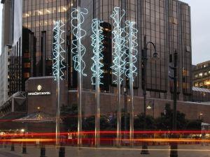 惠靈頓洲際酒店(Intercontinental Wellington)