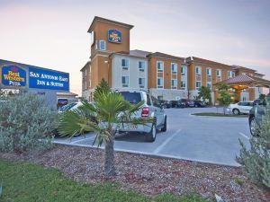 聖安東尼奧東套房貝斯特韋斯特優質酒店(Best Western Plus San Antonio East Inn & Suites)
