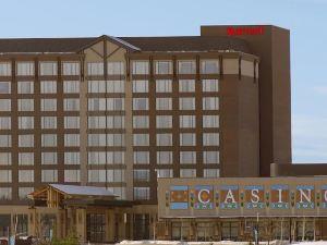 埃德蒙頓克里河萬豪度假酒店(Edmonton Marriott at River Cree Resort)