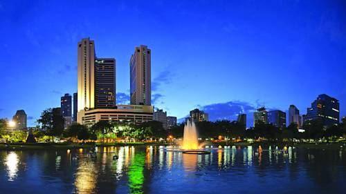 曼谷馬奎斯皇后公園萬豪酒店(Bangkok Marriott Marquis Queen's Park)周邊圖片