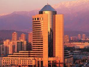 君悅聖地亞哥酒店(Grand Hyatt Santiago)