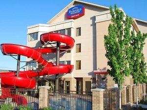 基洛納費爾菲爾德酒店(Fairfield Inn & Suites Kelowna)