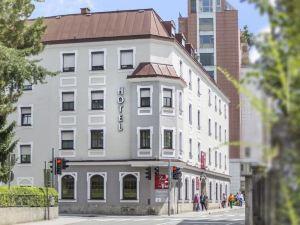 薩爾茨堡霍夫酒店(Hotel der Salzburger Hof)