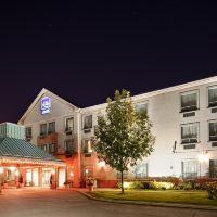 多倫多機場貝斯特韋斯特優質酒店酒店預訂