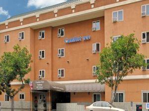 蓋斯蘭姆普會議中心舒適酒店(Comfort Inn Gaslamp Convention Center)
