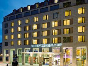 NH德雷斯頓阿馬克特酒店(NH Collection Dresden Altmarkt)