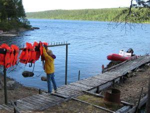 北極島營地山林小屋(Arctic Island Camp)