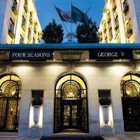 喬治五世巴黎四季酒店酒店預訂