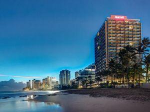 聖胡安萬豪度假及斯特拉瑞斯娛樂場酒店(San Juan Marriott Resort and Stellaris Casino)