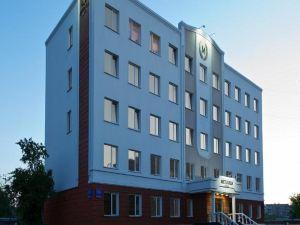米特里沙旅館(Hotel Metelitsa Novosibirsk)