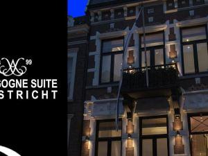 勃艮第馬斯特里赫特套房(Bourgogne Suite Maastricht)
