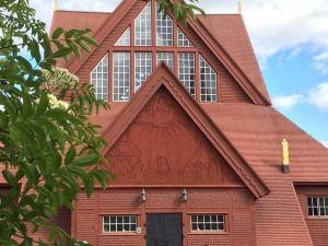 STF瑪麗豐滕斯福利斯科拉酒店(STF Malmfältens Folkhögskola)