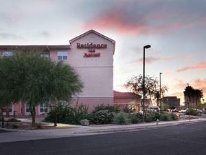 圖森威廉姆斯中心萬豪居家酒店(Residence Inn Tucson Williams Centre)