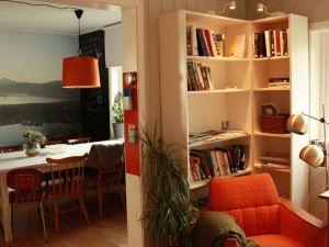 特羅姆瑟住宿及書籍旅館(Tromsø Bed & Books)
