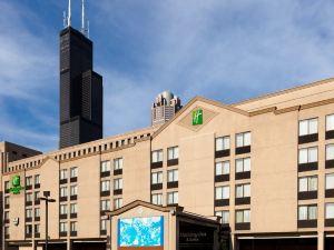 芝加哥市中心假日&套房酒店