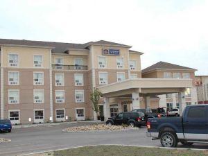貝斯特韋斯特優質南埃德蒙頓酒店及套房(Best Western Plus South Edmonton Inn & Suites)