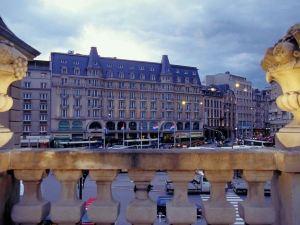 阿爾法美爵大酒店(Mercure Grand Hotel Alfa Luxembourg)