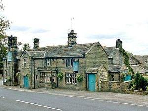 青山區哈瑟西奇業主旅館(Innkeeper's Lodge Hathersage, Peak District)
