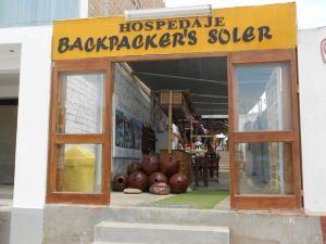 Backpacker House Soler