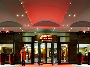 倫敦大理石拱門萬豪酒店(London Marriott Hotel Marble Arch)