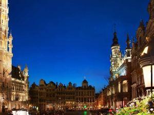 布魯塞爾城希爾頓酒店(Hilton Brussels City)