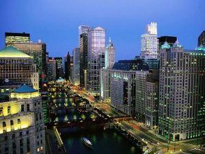 芝加哥壯麗大道逸林酒店(Doubletree Hotel Chicago-Magnificent Mile)