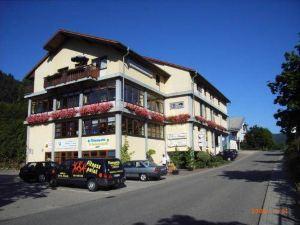 祖姆耐克卡塔爾海德堡酒店(Hotel zum Neckartal Heidelberg)