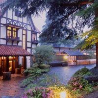 強羅花壇傳統日式旅館酒店預訂