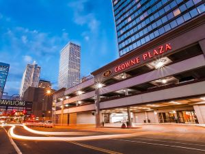 丹佛皇冠假日酒店(Crowne Plaza Denver)