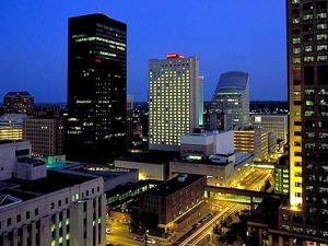 德梅因市中心萬豪酒店(Des Moines Marriott Downtown)