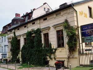 提芬希膳食公寓(Pension am Tiefen See)