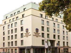 蘭卡爾貝斯特韋斯特酒店(Best Western Plus Hotel LanzCarré)