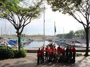 新山香格里拉公主港今旅酒店(Hotel Jen Puteri Harbour Johor Bahru by Shangri-La)眺望遠景
