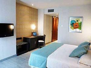 塞盧茲瑪蓬費拉達酒店(Hotel Celuisma Ponferrada)