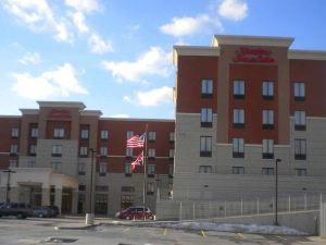 辛辛那提/住宅區大學城歡朋套房酒店(Hampton Inn and Suites Cincinnati/Uptown-University Area, OH)