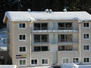 聖莫里茨阿拉丁公寓式酒店(Aladin Appartments St.Moritz)