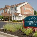 印第安納波利斯公園100萬豪唐普雷斯酒店(TownePlace Suites Indianapolis Park 100)