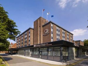 倫敦伊林希爾頓逸林酒店(DoubleTree by Hilton London – Ealing)