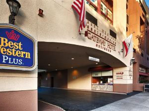 貝斯特韋斯特蓋特威優質酒店(Best Western Plus Gateway Hotel Santa Monica)