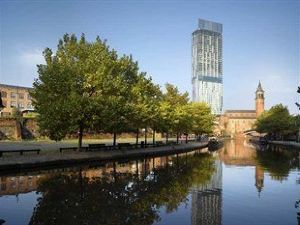 希爾頓曼徹斯特丁斯蓋特酒店(Hilton Manchester Deansgate)